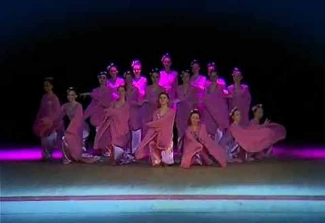 Embedded thumbnail for Народний художній колектив Ансамбль фольклорно-стилізованого танцю «ПЛАЙ»