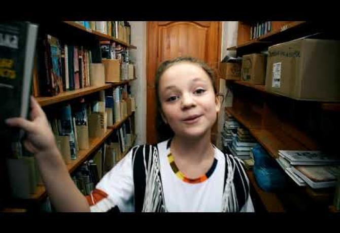 Embedded thumbnail for До 150-річчя Лесі Українки ОЦЕВУМники читали реп
