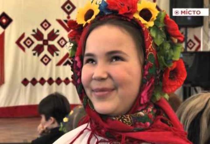 Embedded thumbnail for В ОЦЕВУМі пройшов обласний конкурс читців «Тарасовими шляхами»