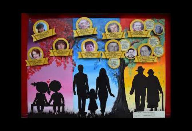 Embedded thumbnail for «Без сім'ї і свого роду – немає нації, народу!» В ОЦЕВУМі підвели підсумки обласного конкурсу на найкраще родинне дерево